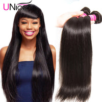 7A Peruvian Virgin Hair Straight Unprocessed