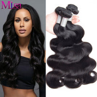 7A Malaysian Virgin Hair Body Wave 4 Bundles