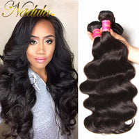 4 Bundles Brazilian Body Wave 100g 7A Unprocessed