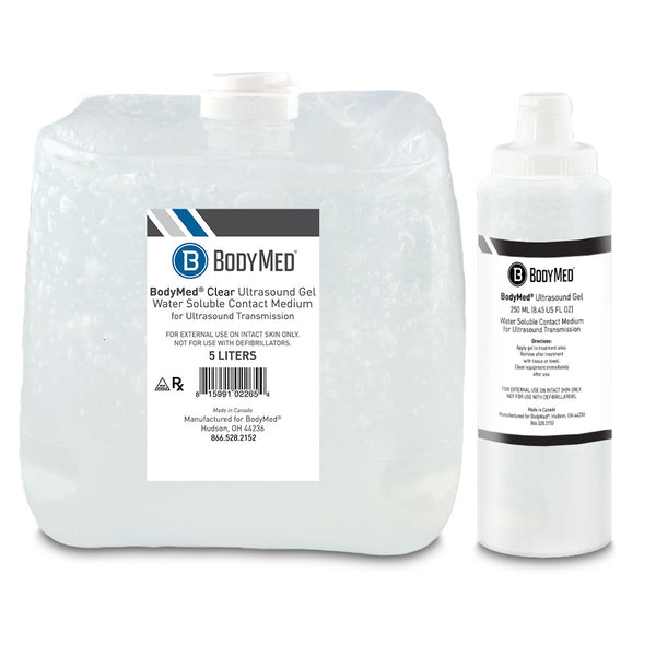 BodyMed® Ultrasound Gel