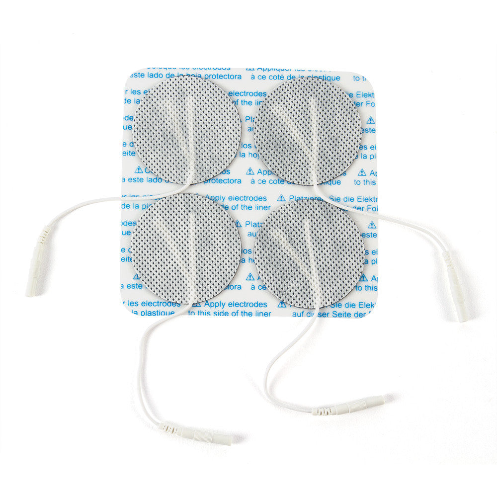 BodyMed® Reusable Fabric-Backed Self-Adhering Reusable Electrodes