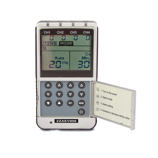 BodyMed® Digital 4 Channel TENS & EMS Unit