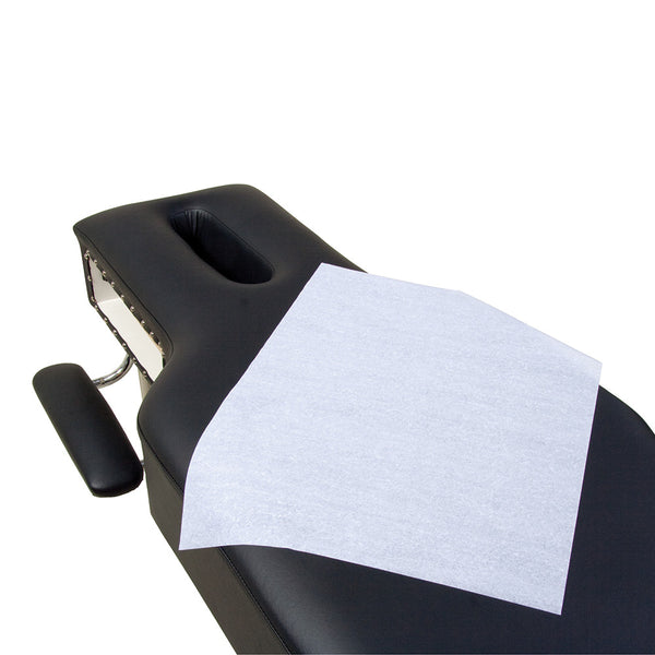 BodyMed® Precut Crepe Headrest Paper Sheets