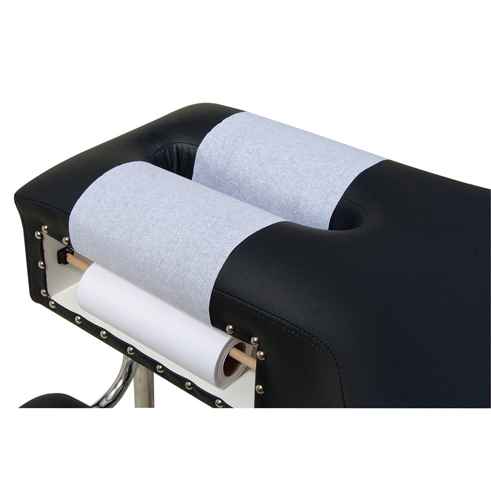 "BodyMed® Headrest Paper Rolls, White Economy, Smooth Texture, 8.5"" x 225'"