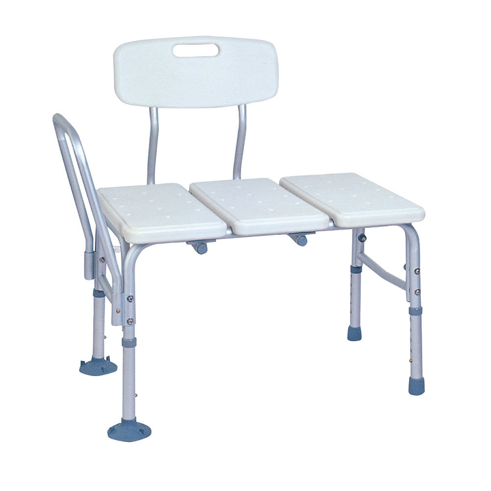 BodyMed® Aluminum Transfer Bench
