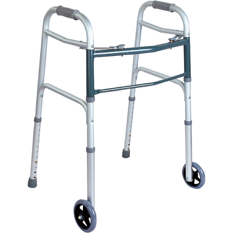 BodyMed® 2 Button Folding Walker