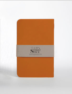 Daily Planner Organizer | Travel Size Journal | FAITH For Your Soul - Spirit Spice