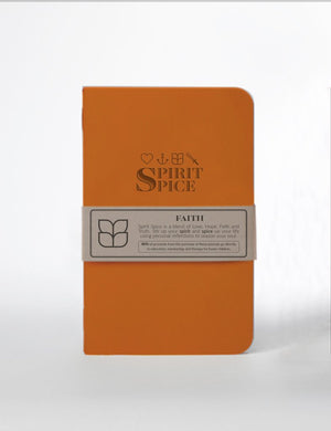 Spirit Spice Collection - Journal 4 Pack - Spirit Spice