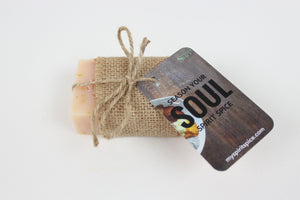 Spirit Spice | Best Handcrafted Scented HOPE Soap