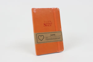 Daily Planner Organizer | Travel Size Journal | LOVE For Your Soul - Spirit Spice