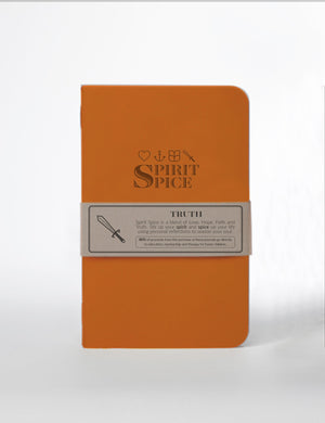 Daily Planner Organizer Notebook Book Travel Size Journal TRUTH Gift For Your Soul