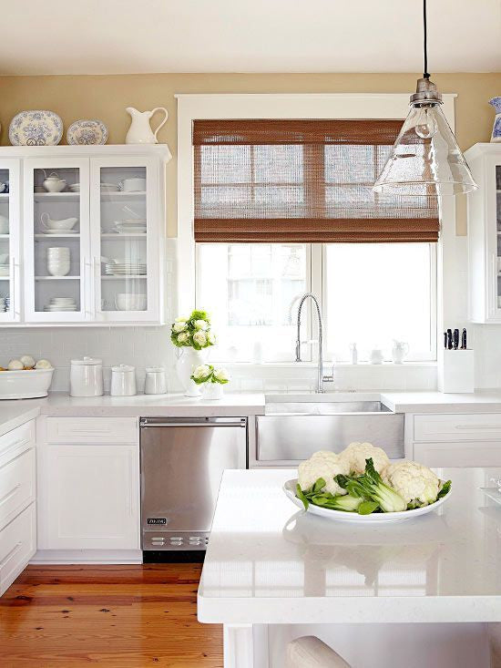 read these 10 important kitchen design tips