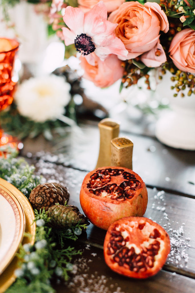 Holiday Table Settings ideas