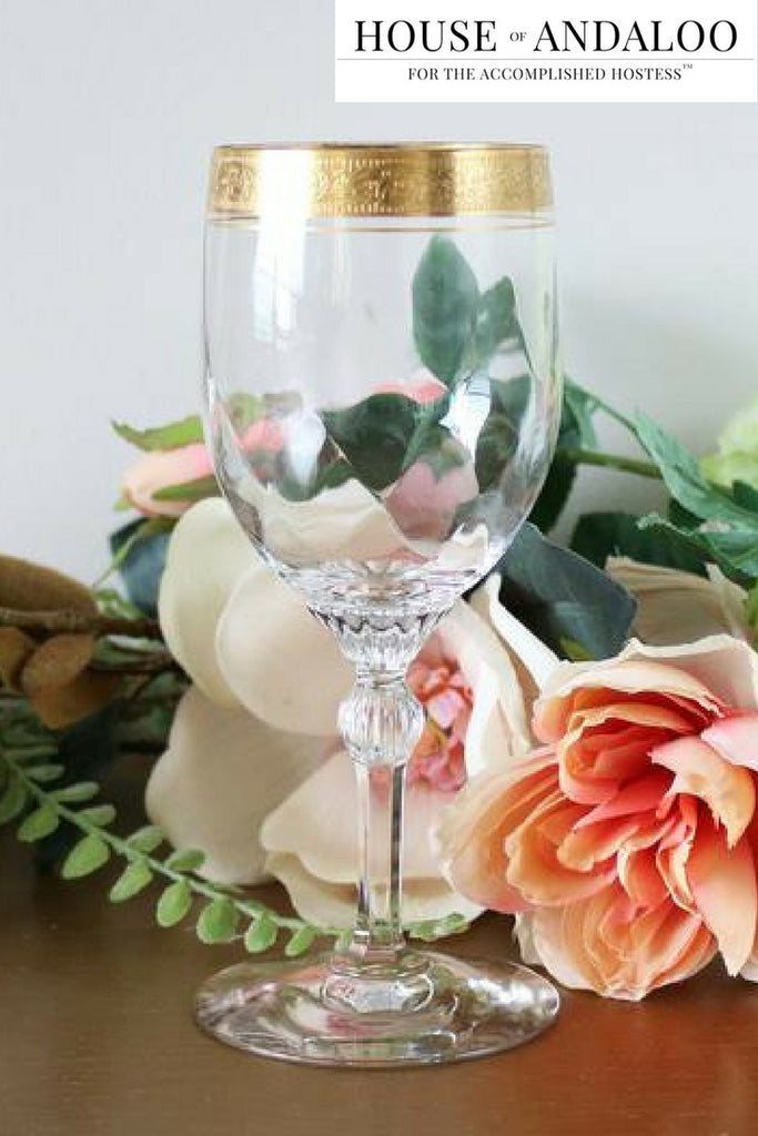 gold-etched-wine-glasses-with-gold-rims-set-of-7