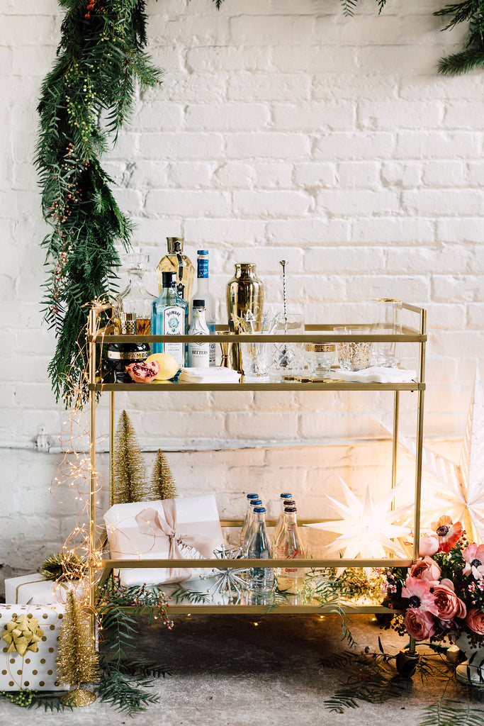 Essential Glassware For Your Home Bar Cart House Of Andaloo