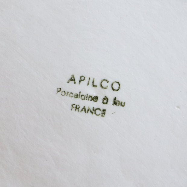 Apilco Individual Casserole with Lid; French Provençal
