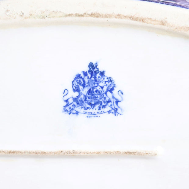 Blue & White Chinoiserie Foot Bath
