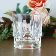 Italian Crystal Whiskey Glasses