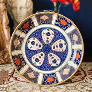 Japanese Imari Royal Crown Derby Reproduction Plates