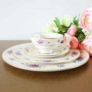 Lenox Rose Dinnerware Set, 4-Piece Place Setting