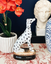Vintage Single Staffordshire Style Dalmatian