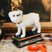 Pair Of English Bulldog Bookends