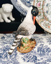 1960s Stafford Hand Painted Seagull Figurine