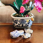 Blue & White Delft Clogs Instant Collection