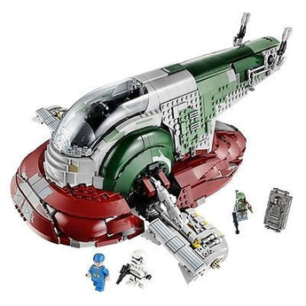 UCS Slave 1 Lepin 05037 STAR WNRS 2067 pcs  - DHL Shipping not lego 75060