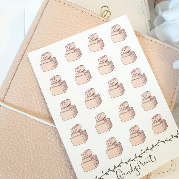 Delivery Icon Sticker, Planner Stickers (W72) - WendyPrints