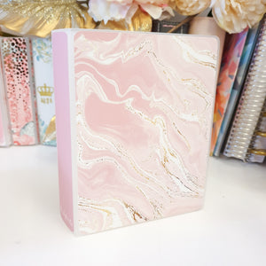Pink, LARGE (5x7 inches), Sticker Album (A24L)