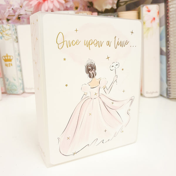 Fairytale, LARGE (5x7 inches) Foiled Sticker Album (A27L)