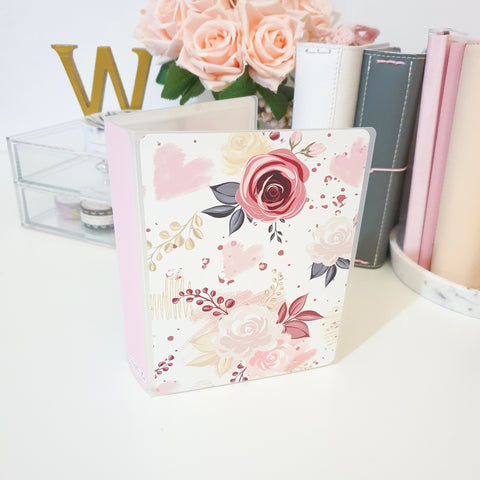 Bloom, MINI (4x6 inches), Sticker Album (A32M)