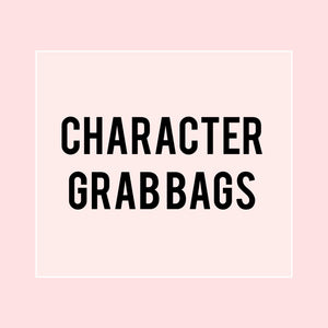 Character Grab Bag - WendyPrints
