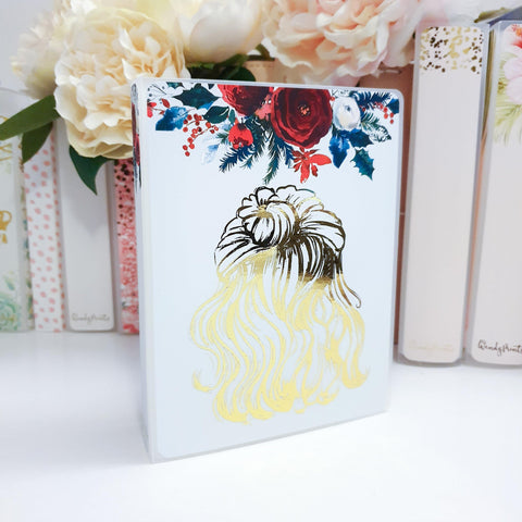 Blessings, LARGE (5x7 inches), Sticker Album (A22L)