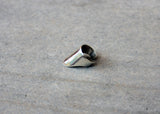 Unia Silver Ring - Sterling Silver Finger Nail Ring - MERCe
