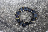 Raw Black Onyx Bracelet - MERCe