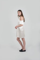 CAMERON HALTER NECK DRESS