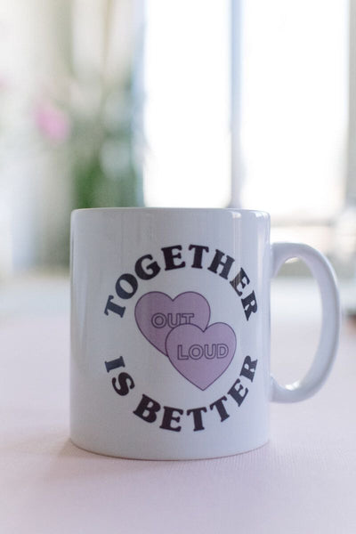 Together is Better Mug