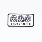 'Sisterhood' Iron-on Patch