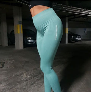 Textured Leggings