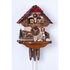 Cuckoo Clock 1 Day Mechanical Musical Chalet 33cm by Hones - HomeClocks