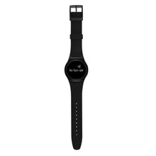 bee here now watch - black