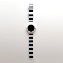 timeless watch - stripes