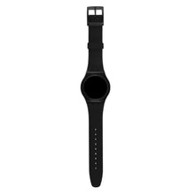 timeless watch - black