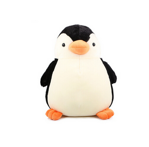 Cute Penguin Stuffed and Plush Toys Soft Doll for Children - 28cm - 50% off