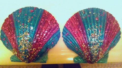 Seashell Pasties - Custom