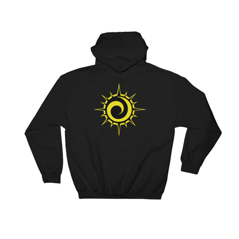 LivePositive Hooded Sweatshirt - HottestTrendsPrint
