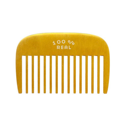 100% REAL - BEARD COMB - Royal Birkdale Boutique