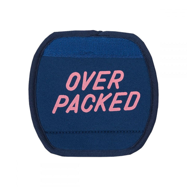 OVERPACKED - LUGGAGE TAG SET - Royal Birkdale Boutique